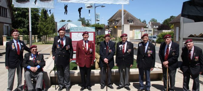 Pilgrimage to Normandy – 2014